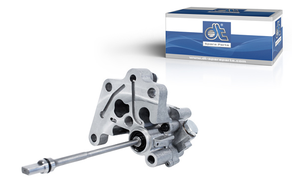 Gear and impeller fuel feed pumps - DT Spare Parts