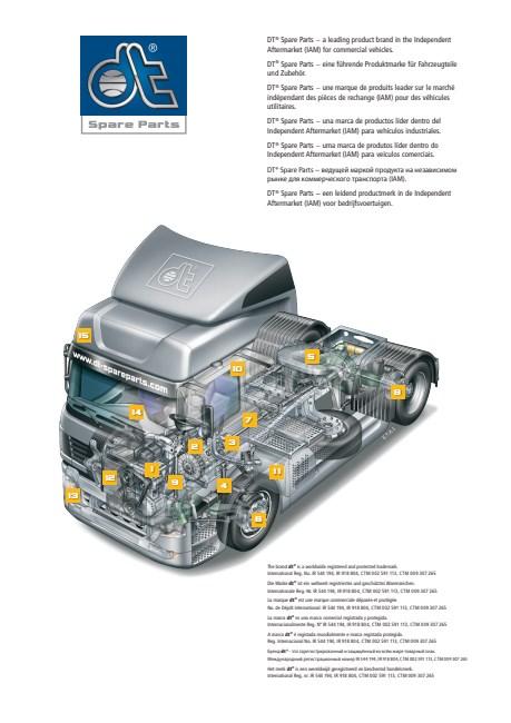 Mercedes Aftermarket Parts >> Mercedes Benz Sk Mk Ng Series Dt Truck Parts